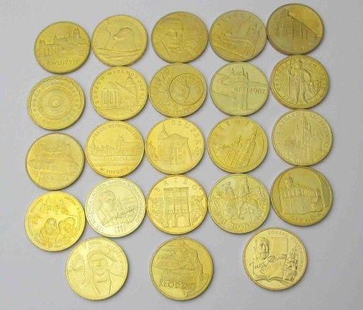 Monety 2 zł okolicznościowe