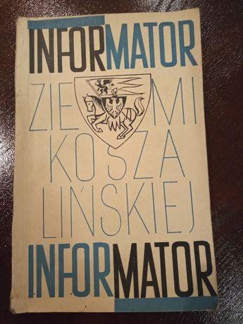 Informator Ziemi Koszalińskiej z 1959r.