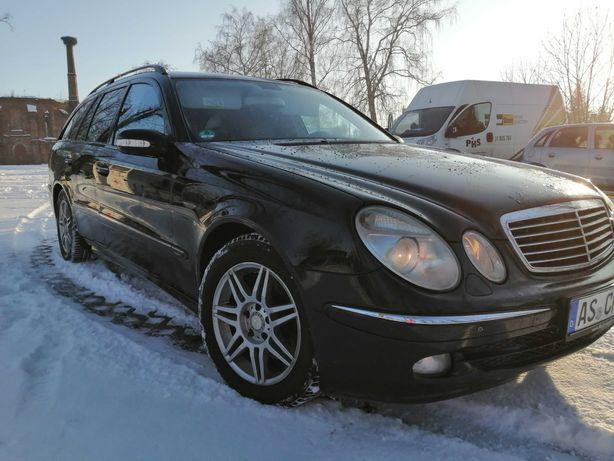 Mercedes w211 3.0 V6