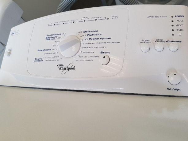 Pralka Whirlpool 5 kg 1000 obr Polskie Menu