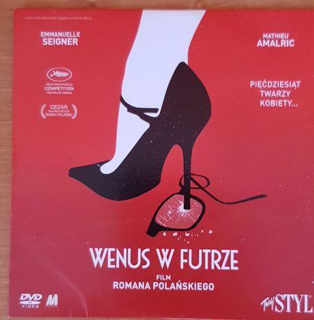 Wenus w futrze DVD