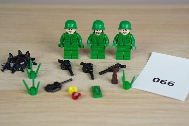 Lego #066 - Toy Story - Żołnierzyki - części z 7595 - Mina - WYPRZEDAŻ