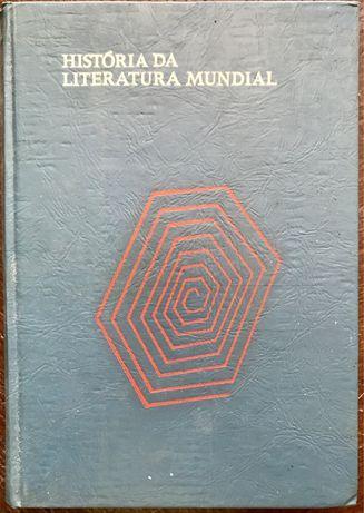 História da Literatura Mundial de Newton Oliveira et al