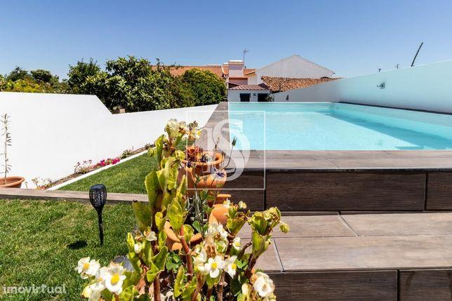 Moradia T3 c/piscina