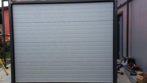 Garażowa segmentowa brama