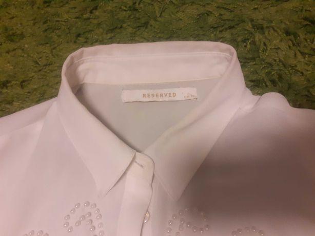 Bluzka-perły Reserved r.40