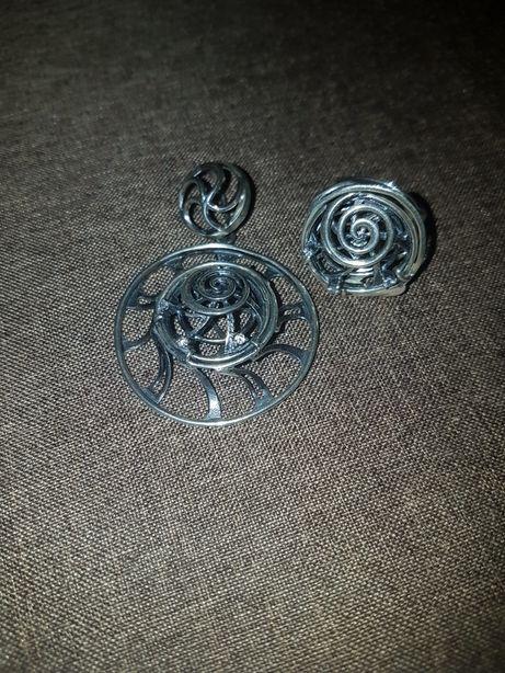 Кольцо и подвес
