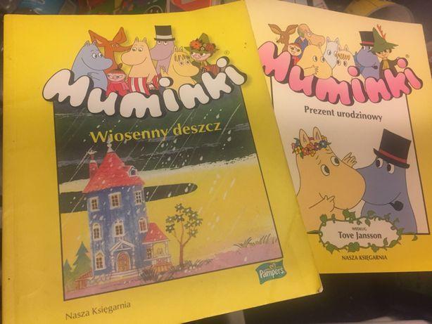 Muminki książki dla dzieci