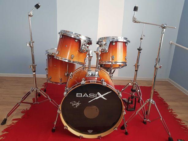 """Perkusja Basix Custom Brzoza 12,13,16,22 + werbel 14"""""""