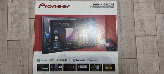 Radio pioneer dmh-3300dab