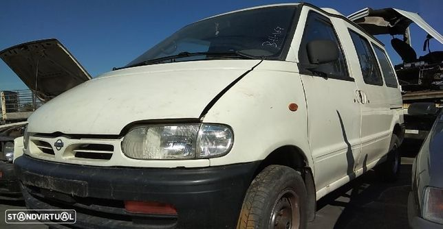 Para Peças Nissan Vanette Cargo Autocarro (Hc 23)