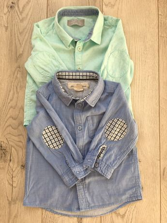 Сорочки. Рубашки. 9-12 міс. Hm