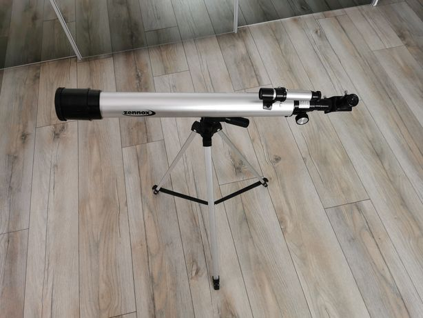 Teleskop zennox 50x600 ze statywem. Nowy