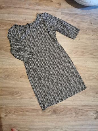 Sukienka pepitka L/XL