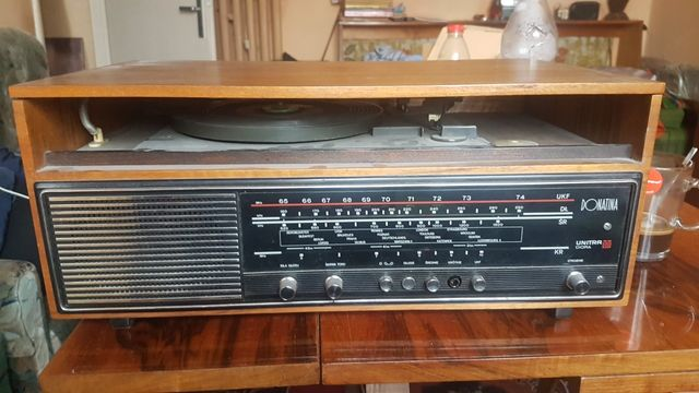 Stare radio unitra 1974