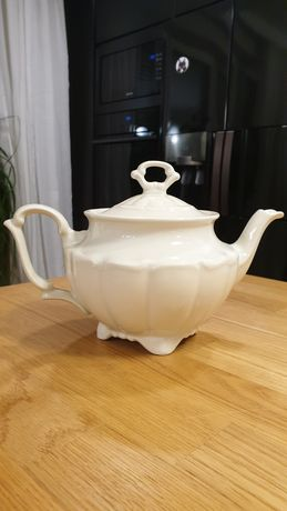 Dzbanek imbryk porcelana altwasser PRL