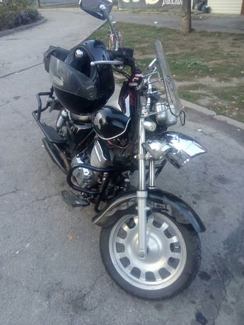Продам мотоцикл yamasaki