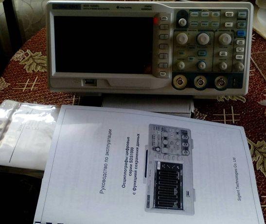 Цифровой осциллограф SIGLENT SDS1022DL