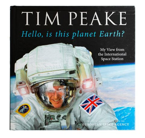 Hello, is this planet Earth? - Tim Peake - album fotografii