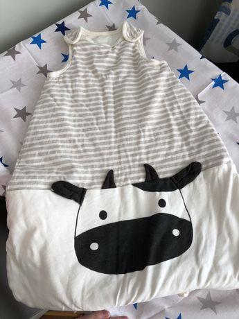 Спальник (спальный мешок) одеяло (Zara H&M)