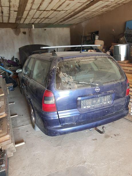 Opel vektra b опель вектра в запчастини запчасти разборка АБС