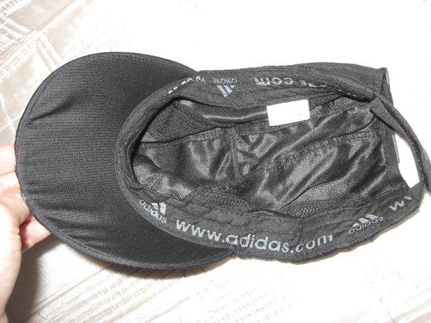 Młodzieżowa sportowa czapeczka z daszkiem ADIDAS 57,5 cm