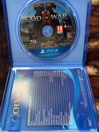 God of War gra na PS4