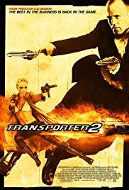 Filme em DVD: Transporter 2