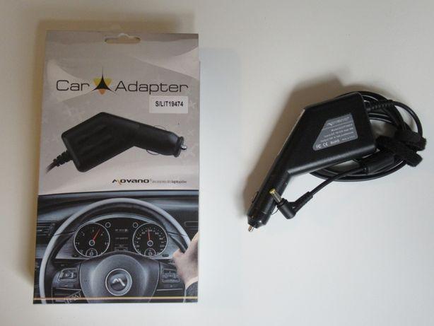 Zasilacz samochodowy, adapter do laptopa 18,5V 3,5A