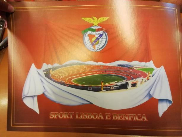 Posters dos estádios