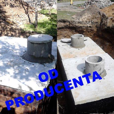 szambo 10m3 szamba betonowe zbiornik na deszczówkę piwnica betonowa