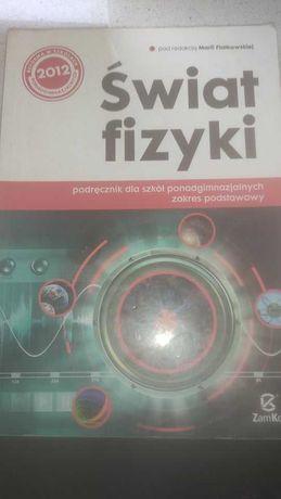 Świat fizyki podręcznik