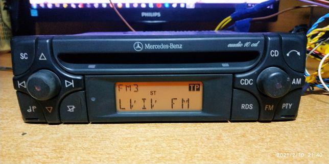 Штатная магнитола автомагнитола Мерседес Mercedes Audio 10 CD