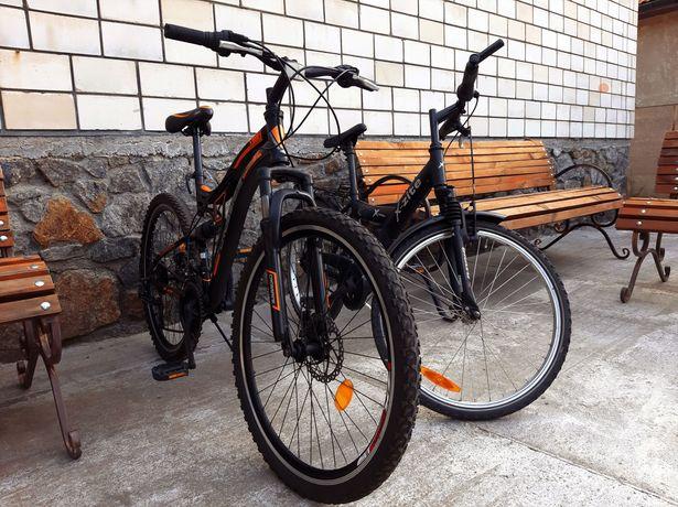 Два гірських велосипеди за розумною ціною! 2 в 1. Не дорого.
