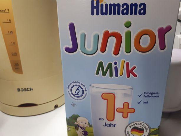 Детская молочная смесь Humana junior с 12 месяцев