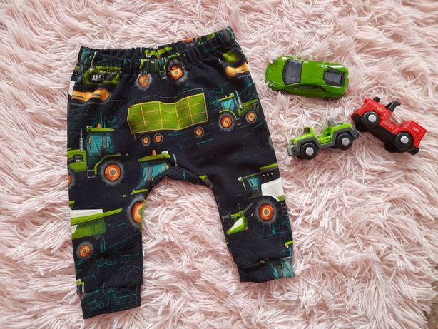 Spodnie dresowe traktory