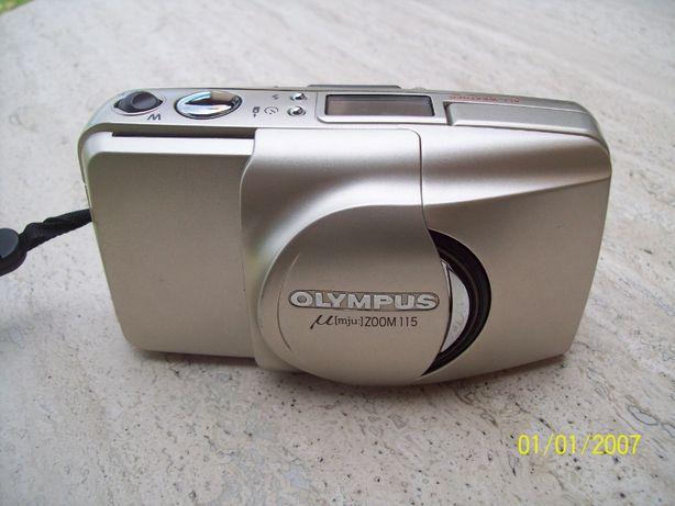aparat fotograficzny olimpus