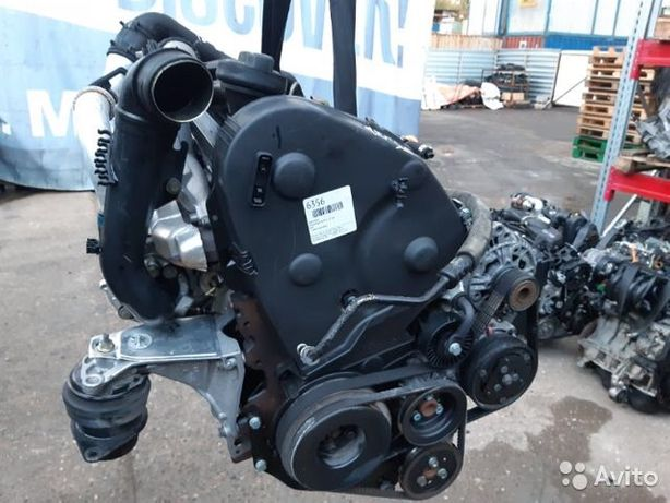 Двигатель Фольцваген 1.9tdi Golf 3, Passat, Polo (AFN)