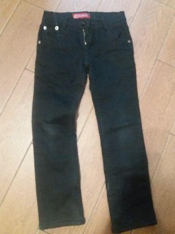 Штани джинси утеплені