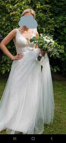 Suknia ślubna z salonu Fulara&Żywczyk