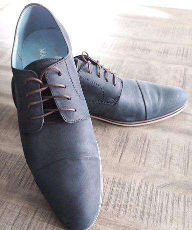 Men suit / obuwie eleganckie/ roz .42
