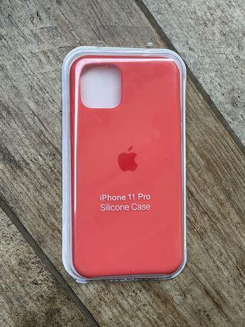 Iphone 11 pro case etui silikon