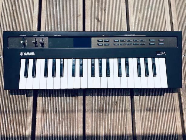 Yamaha Reface DX - syntezator / keyboard + gigbag