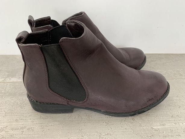 Демисезонные ботинки (37)