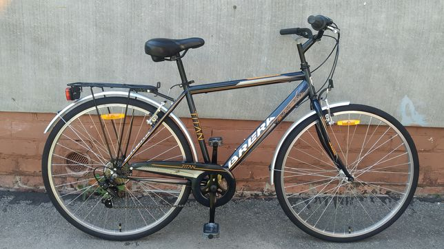 """Велосипед из Италии BRERA TITAN 28""""/Велосипед из Германии Prophete 28"""""""