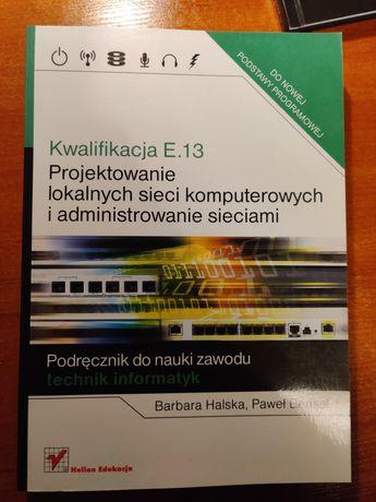 Książki do szkoły Technikum Liceum E 13
