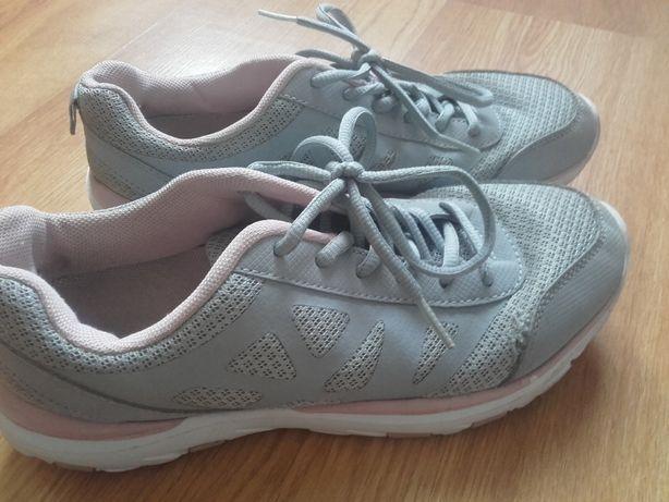 Adidasy damskie, buty sportowe, r.38, wkładka 25cm