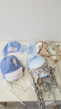 Кепка панамка детская 6мес-2года, опт, кепки, оптом