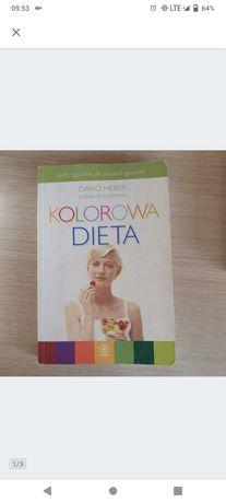 Kolorowa dieta David Heber, Susan Bowerman