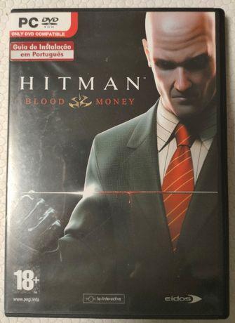 Hitman -Blood Money- Jogo PC DVD